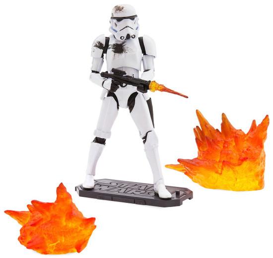 "STAR WARS 6/"" BLACK SERIES NEW CONDITION STORMTROOPER WITH BLAST ACCESSORIES"