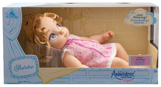 Disney Princess Sleeping Beauty Animators' Collection Aurora Exclusive 12-Inch Doll