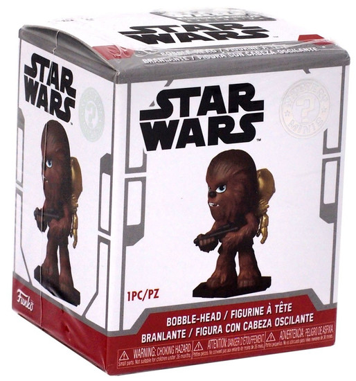 Funko Star Wars Empire Strikes Back Mystery Minis Chewbacca & C-3PO Exclusive Mystery Pack [Cloud City]