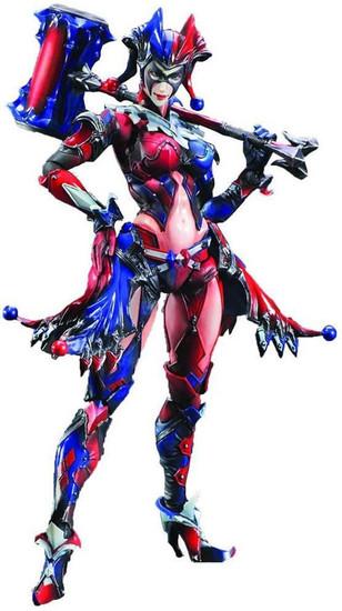 DC Play Arts Kai Variant Harley Quinn Action Figure #13