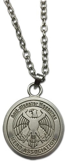 One Punch Man Hero Association Necklace