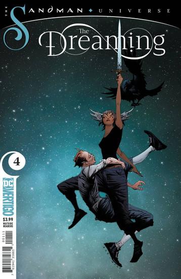 DC Dreaming #4 The Sandman Universe Comic Book
