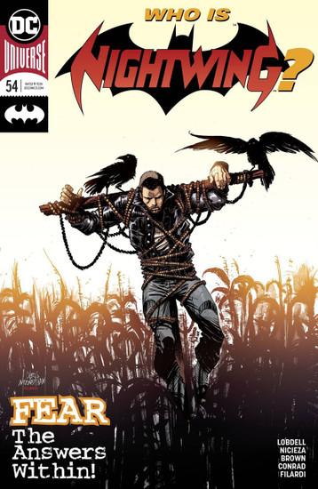 DC Nightwing #54 Comic Book