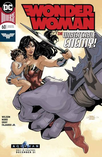 DC Wonder Woman #60 Comic Book