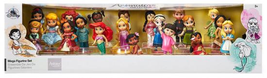 Disney 2018 Animators Collection Exclusive 20-Piece PVC Mega Figurine Playset