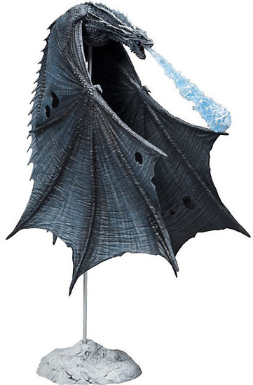 McFarlane Toys Game of Thrones Viserion Action Figure [Ice Dragon]