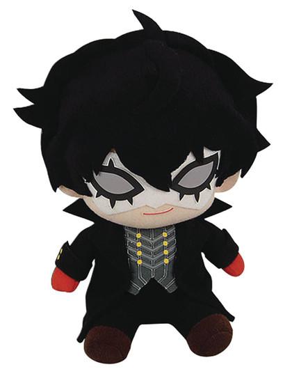 Persona 5 Thief Plush [Sitting]