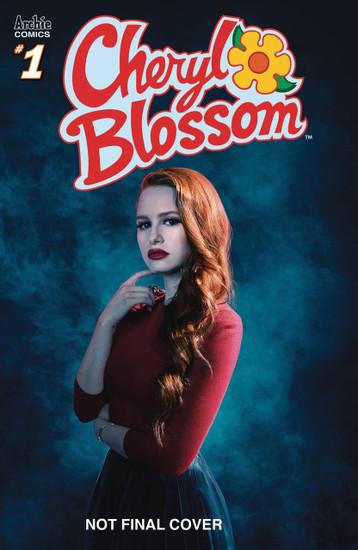 Archie Comic Publications Cheryl Blossom #1 Comic Book [LCSD Exclusvie]