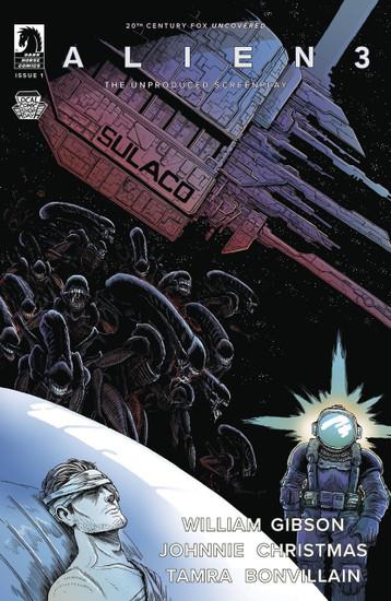 Dark Horse Alien 3 #1 Comic Book [LCSD Exclusive Variant Cover]