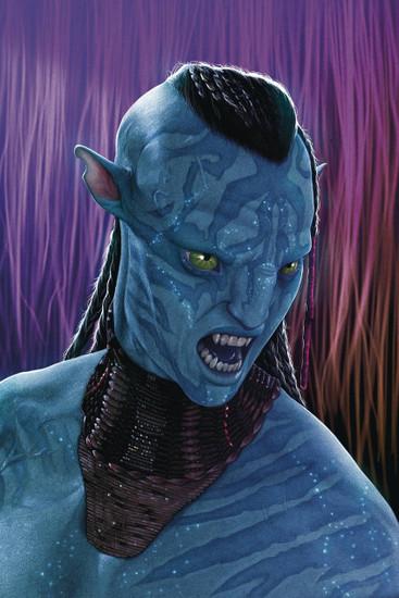 Dark Horse Avatar Tsu Tey's Path #1 Comic Book [Standerfer Cover B]
