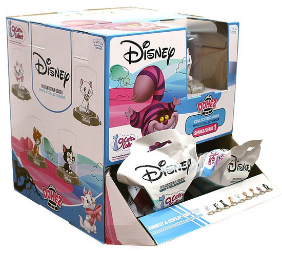 Disney 9 Cats to Collect Mystery Box [24 Packs]