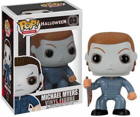 Funko Halloween POP! Movies Michael Myers Vinyl Figure #03 [Damaged Package]