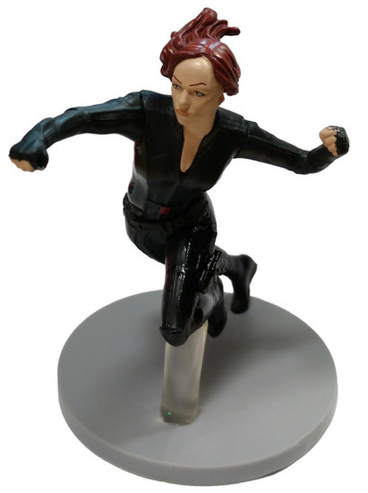 Disney Marvel Black Widow PVC Figure [Loose]