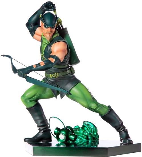 DC Comic Series Green Arrow DC Art Scale Statue [Ivan Reis]