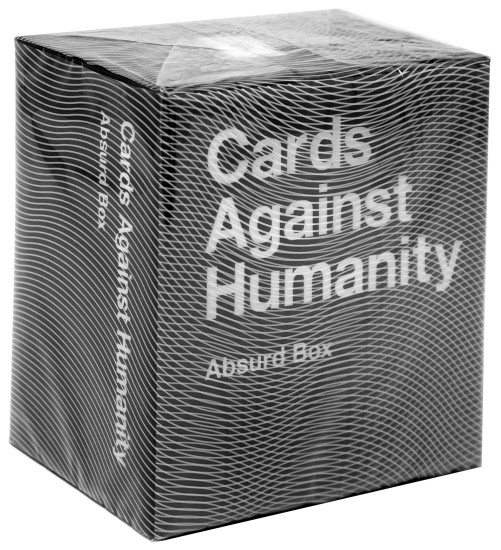 Cards Against Humanity Absurd Box Card Game Expansion