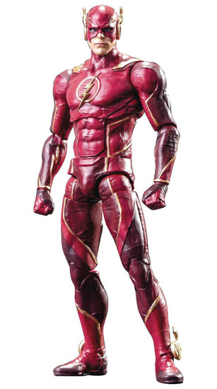 DC Injustice 2 The Flash Exclusive Action Figure
