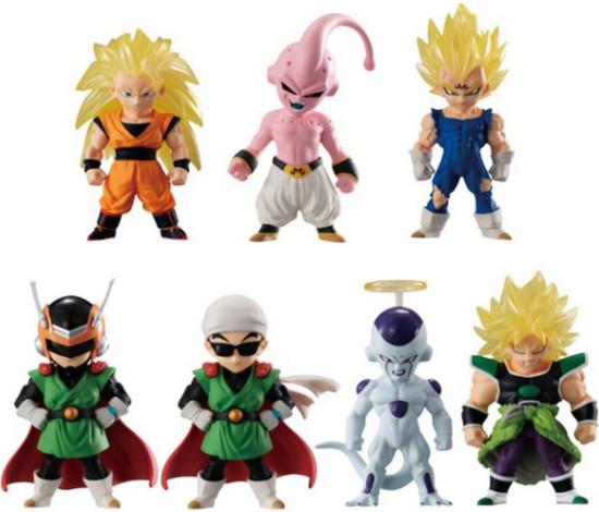 Dragon Ball Super Adverge Volume 10 Box of 10 Mini Figures