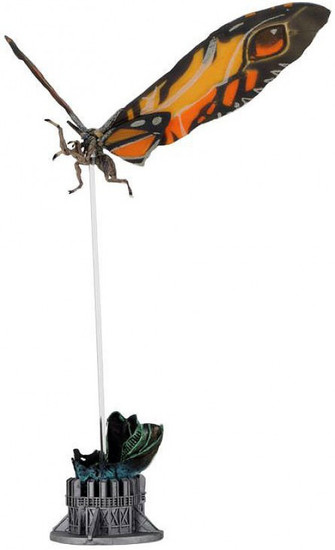 NECA Godzilla King of the Monsters Mothra Action Figure