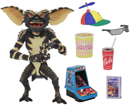 NECA Gremlins Gamer Gremlin Exclusive Action Figure [Ultimate Version]