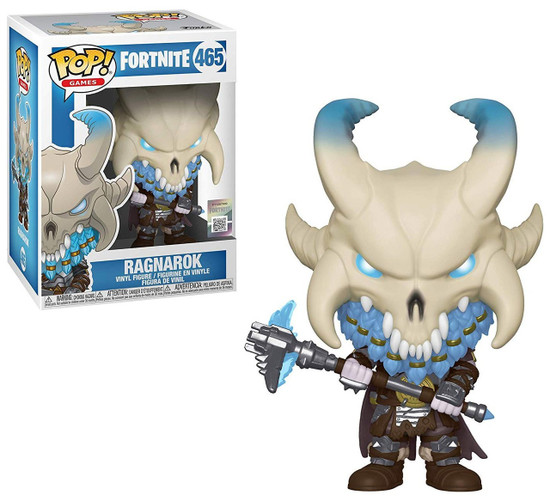 Funko Fortnite POP! Games Ragnarok Vinyl Figure #465