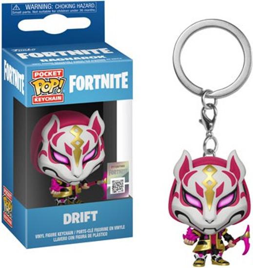 Funko Fortnite Series 2 Pocket POP! Games Drift Keychain