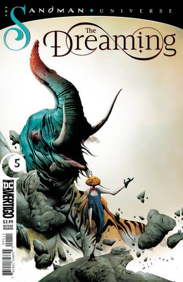 DC Dreaming #5 The Sandman Universe Comic Book
