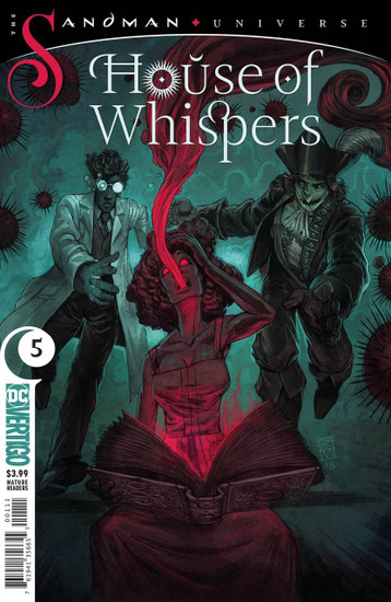 DC House of Whispers #5 The Sandman Universe Comic Book