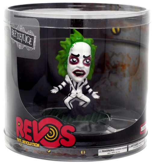 REVOs Famous Fiends Wave 1 Beetlejuice Vinyl Figure