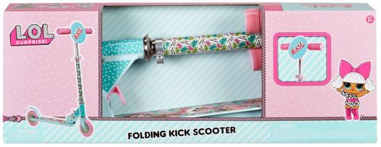 LOL Surprise Folding Kick Scooter [Blue]