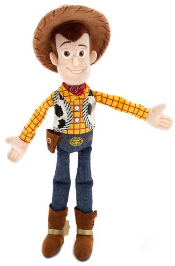 Disney Toy Story Woody Exclusive 10-Inch Mini Bean Bag Plush [2018]