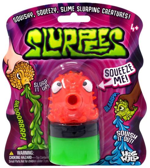 Slurpees Orange Monster Squeeze Toy [Version 1]