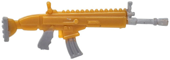 Fortnite Legendary Assault Rifle 2-Inch Legendary Figure Accessory [Loose]