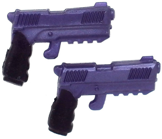 Fortnite Dual Pistols .5-Inch Epic Figure Accessory [Loose]