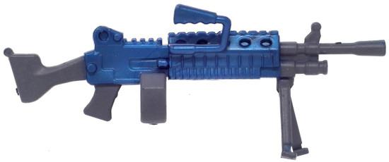 Fortnite Light Machine Gun 2-Inch Rare Figure Accessory [Loose]