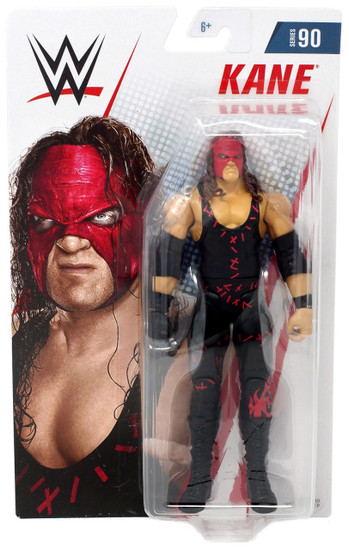 WWE Wrestling Series 90 Kane Action Figure