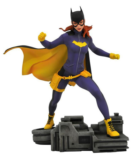 DC Gallery Batgirl 9-Inch Collectible PVC Statue [Comic Version]
