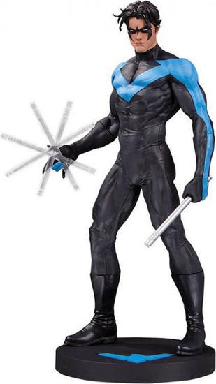 DC Comics Designer Series Nightwing 12.8-Inch Statue [Jim Lee]