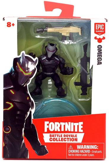 Fortnite Epic Games Battle Royale Collection Omega 2-Inch Mini Figure