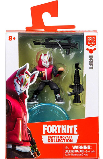 Fortnite Epic Games Battle Royale Collection Drift 2-Inch Mini Figure