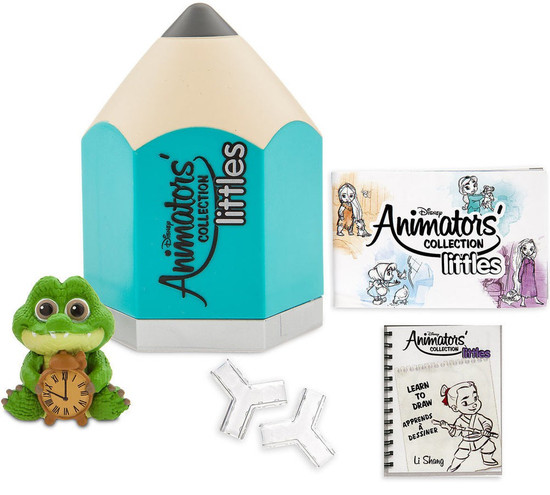 Disney Littles Animators' Collection Series 9 Exclusive Mystery Pack [Aqua Blue]