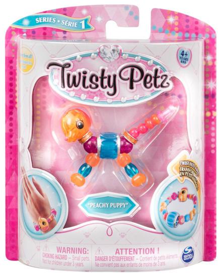 Twisty Petz Peachy Puppy Bracelet