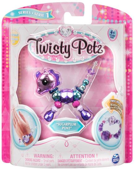 Twisty Petz Sugarplum Pony Bracelet