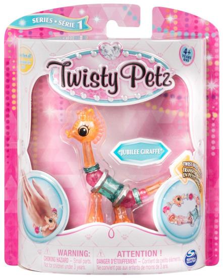 Twisty Petz Jubilee Giraffe Bracelet