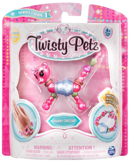 Twisty Petz Series 1 Charmy Cheetah Bracelet