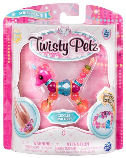 Twisty Petz Series 1 Giggles Unicorn Bracelet