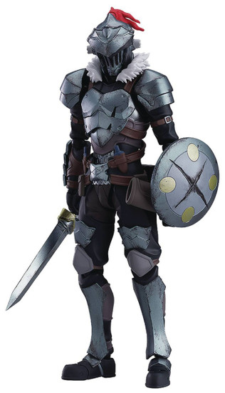 Figma Goblin Slayer Action Figure #424