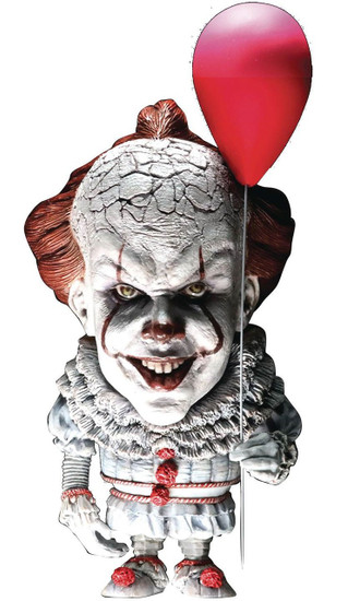 IT Movie (2017) Deform Real Series Pennywise 6-Inch Vinyl Figure [Regular Version]