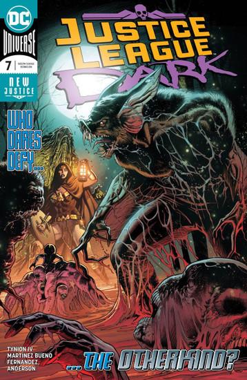 DC Justice League Dark #7 Comic Book