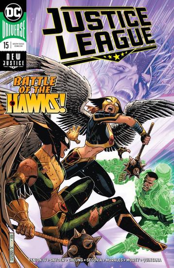DC Justice League #15 Comic Book