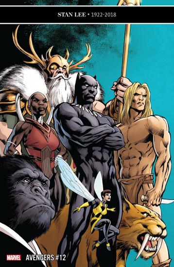 Marvel Comics Avengers #12 Comic Book